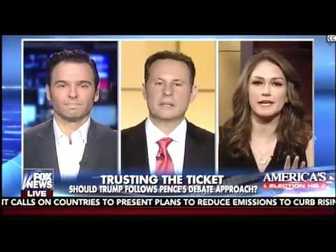 Ian Prior on Fox and Friends 10-6-2016