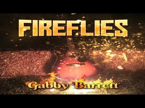 Gabby Barrett - Fireflies (Official Music Video)