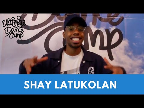 Shay Latukolan | THE Ultimate Dance Camp 2016 | Walibi Holland