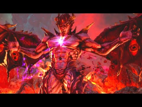 Tekken 7 - All Rage Arts - Including Eliza, Devil Kazumi and Devil Kazuya (1080p 60FPS)