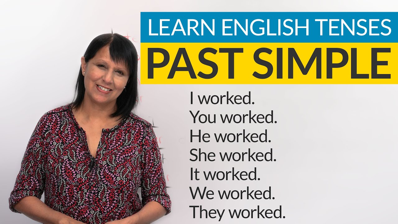 Download Learn English Tenses: PAST SIMPLE