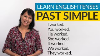 Download lagu Learn English Tenses: PAST SIMPLE