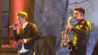Jason Chan 陳柏宇 - 告別之前 (feat. Phil Lam on saxophone)