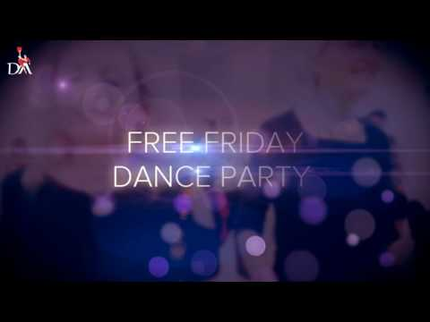 Free Social Dance Party Every Second Friday of the Month - Dance Adelaide - Dance Amor