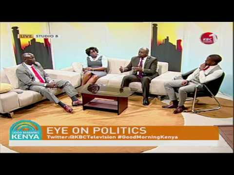 Good Morning Kenya - Eye On Politics 26th Feb 2018