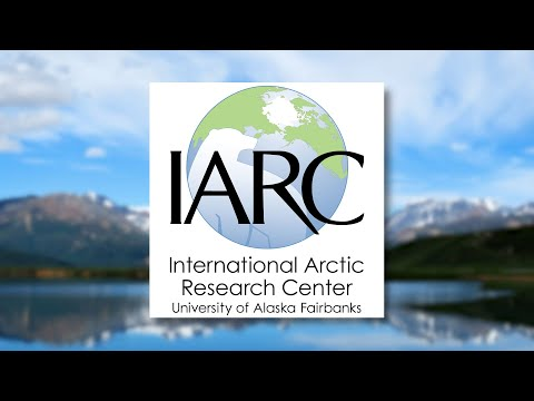 Welcome to the International Arctic Research Center