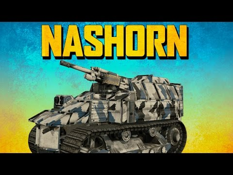 NASHORN TANK DESTROYER!  (Crossout Gameplay)