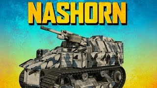 NASHORN TANK DESTROYER!  (Crossout Gameplay)