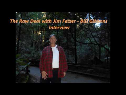 The Raw Deal with Jim Fetzer - Bill Gibbons Interview about Pedogate