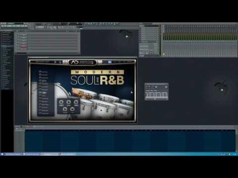 Addictive Drums 2 - Modern Soul & RNB