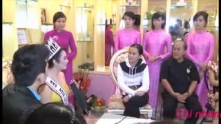 Mỹ Phẩm Trị Nám EV Princess - Hoa Hậu Bích Liên