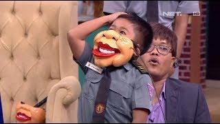 Tingkah Lucu Anak Kecil Ini Membuat Penonton Yang Ada di Studio  Ngakak