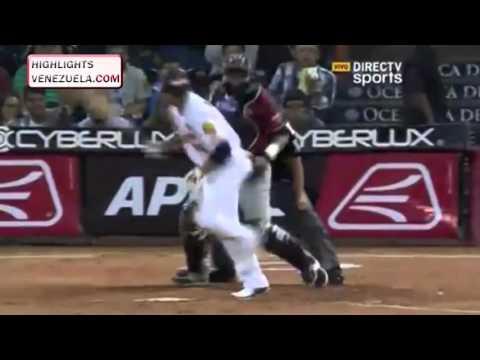 Highlights LVBP 06/01/2016 - Navegantes del Magallanes vs Leones del Caracas