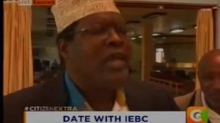 Miguna Miguna speaks on IEBC's move to bar him from race