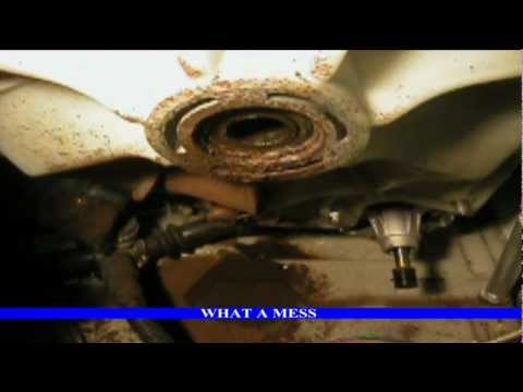 on Idler Pulley Bearing Replacement How To Youtube