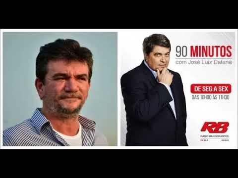 90 Minutos: Datena entrevista Andres Sanchez