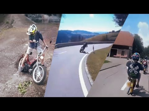 Free Download Swissped | Sachs 503  | Puch Maxi | Moped Cornering  | Spring, Summer| Mp3 dan Mp4