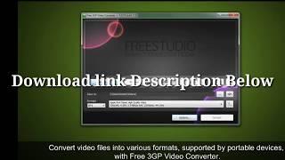 Free 3gp video Converter Download Link 100% works