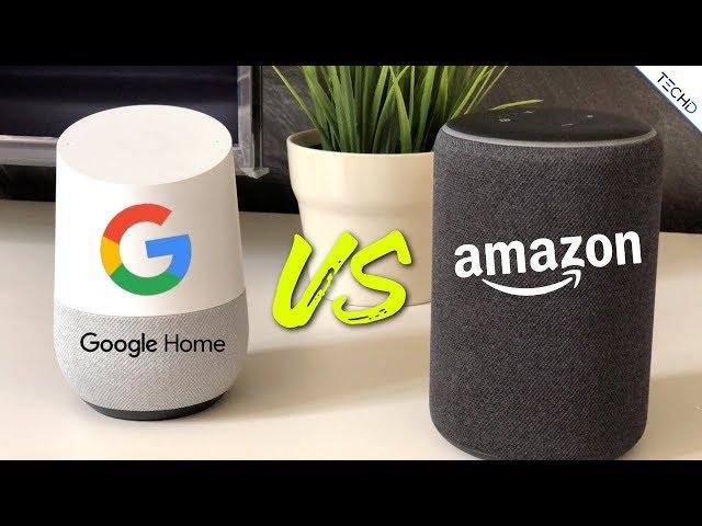 Amazon Echo Plus vs Google Home - QUALE SCEGLIERE?