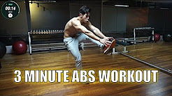 Best Abs Workout | 3 Min Abs Workout