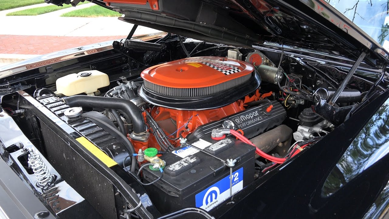 Plymouth Gtx 440 Engine This Gtx Muscle Car Has Some Serious