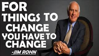 Jim Rohn: It All Starts With A Decision To Make A Change In Your Life