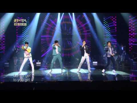 [HIT] 제국의 아이들 - Step by step 불후의 명곡2.20140412