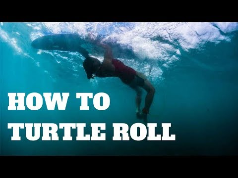 How To Turtle Roll