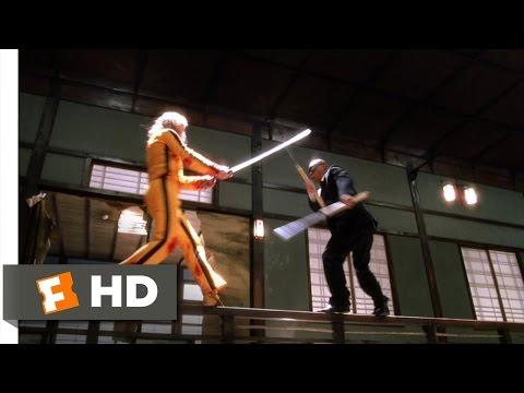 Kill Bill: Vol. 1 (10/12) Movie CLIP - Defeating Johnny Mo (2003) HD
