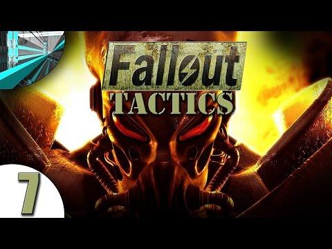 Let's Play Fallout: Tactics (part 7 - Stolen Leader)