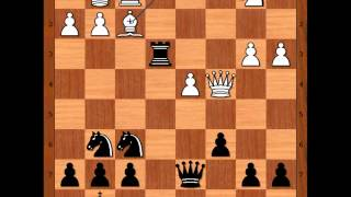 Bondarevsky vs Botvinnik Soviet Union 1941 GAME 2
