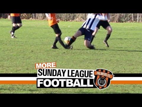 MORE Sunday League Football - OUCH!