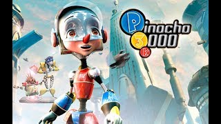 P3K: Pinocho 3000 (Trailer)
