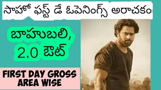 Saaho First Day Collections || Sahoo First Day Worldwide Gross || Skydream Tv ||