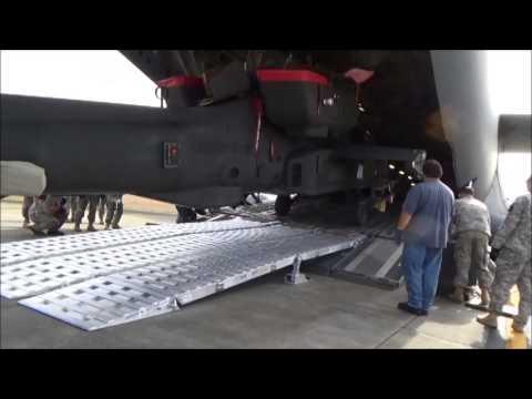 AFLCMC's Air Transportability Test Loading Activity ...