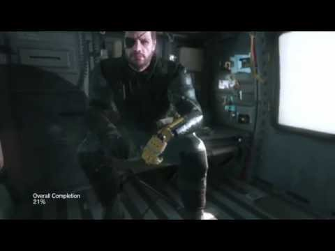 Snake Plays: Metal Gear Solid V (Tape Interlude 1)