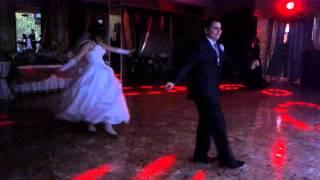 Свадебный танец 16.11.2012