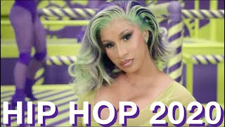 Hip Hop 2020 Video Mix - R&B 2020 | Dancehall - ( RAP | TRAP | HIPHOP 2019 |CARDI B | DRAKE |DABABY)