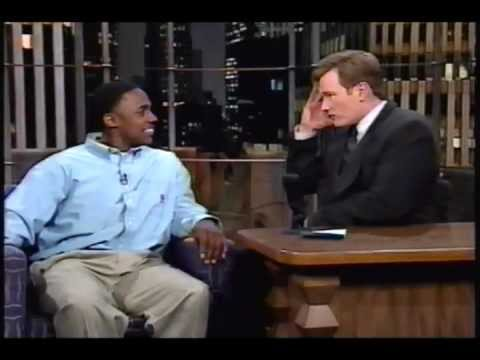 Desmond Howard on Conan (1997-01-30)
