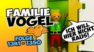 Playmobil Filme Familie Vogel: Folge 1341-1350 Kinderserie | Videosammlung Compilation Deutsch