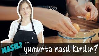 NASIL?: Yumurta NASIL kırılır   Merlin Mutfakta Mutfak İpuçları