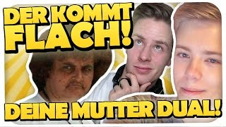 DEINE MUTTER WITZE DUAL  - DER KOMMT FLACH [MINECRAFT]
