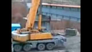видео Автокран Березники