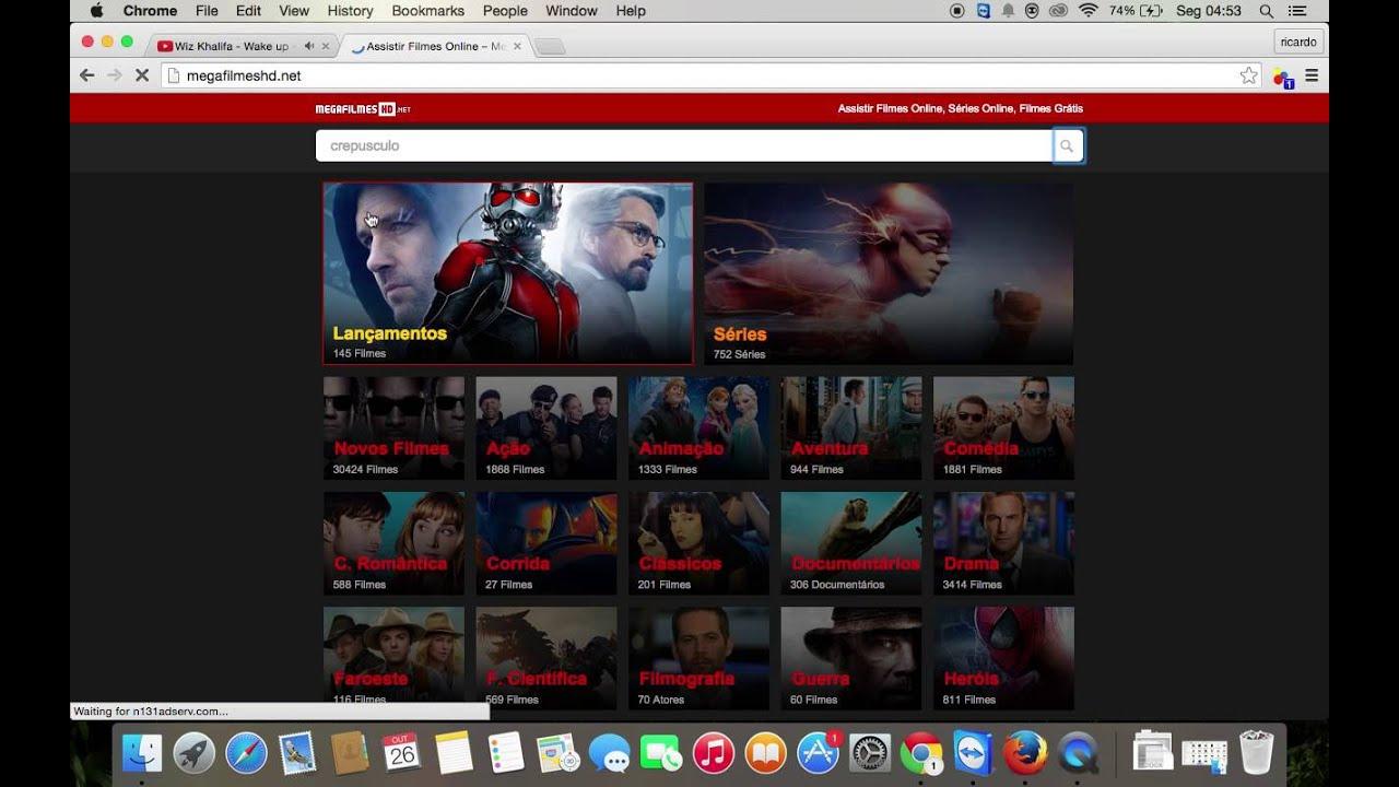Como Baixar Filmes Do Mega Filmes HD Parte 2