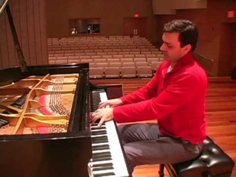 Pianist Ivan Ilić records Metcalf's 'Endless Song'