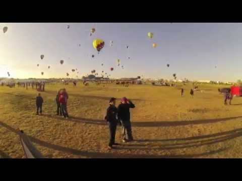 Albuquerque Balloon Fiesta Day 10