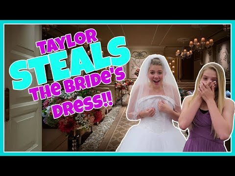 DON'T PRANK A BRIDE    FUNNY PRANK VIDEO    Taylor and Vanessa