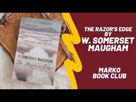 The Razor's Edge - #MarkoBookClub Ep 1 (Feb 2017)