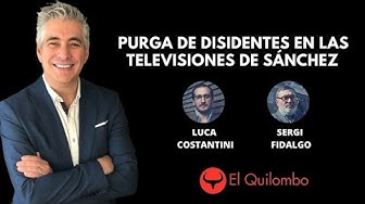 Imagen del video: El Quilombo de Luis Balcarce - Purga de disidentes en las televisiones del Gobierno - 26-05