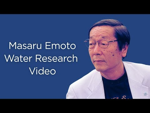 Emato Water Research Video